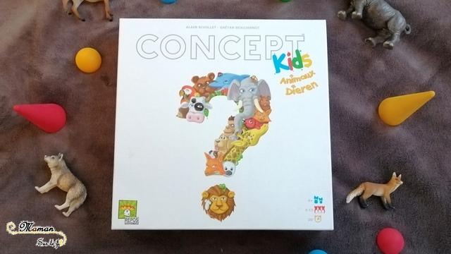 Test avis concept kids animaux - jeu de déduction coopératif à partir de 4 ans - indices - devinettes - mslf