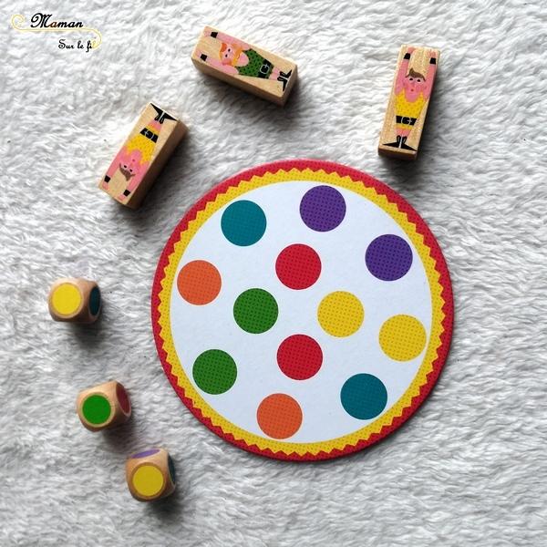Test et avis - acrobat de janod - jeu de société enfants - jeu d'équilibre et d'adresse - acrobates et cirque - stratégique et familial - mslf