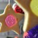 Activité enfants - Cuisine - Sablés vitraux de Noël - Décoration à suspendre sapin - bonbons - mslf