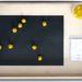 Plateau activité enfants - reconstituer créer des constellations avec des pompons - cartes nomenclature - manipulation - étoiles espace galaxie - mslf