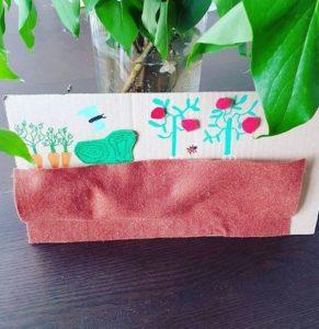 Participations RV Sur Le Fil Mai - Rendez-vous au potager - Fruits et légumes - activités enfants - lecture - jeux - mslf