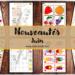 Nouveautés de juin - Boutique en ligne Ludo sur le fil - fichiers jeux pdf - fruits légumes été glaces - printemps - mslf