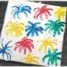 Créer un tableau Feu d'artifice avec peinture blanche et encre - Relief - Contraste Couleurs et Noir - Fête Nationale - 14 juillet - Activité créative enfants été - Arts Visuels activité enfants - mslf