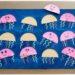 Puzzle méduses en carton - idée récup - activité enfants - diy fait maison - association couleurs tentacules - logique - casse-tete - filaments - maternelle - mslf