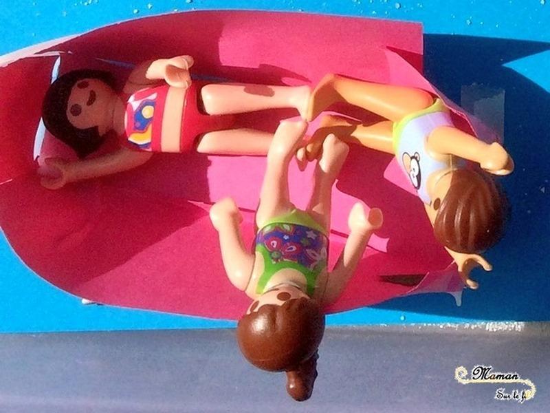 Bac sensoriel Sable et Coquillages - Invitation à jouer et créer été - Plage mer - Activité créative enfants - mslf