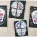 Activité créative enfants - Crânes destructurés Dios et Dia de los muertos - Mexique - Dessin, coloriage et découpage - décor - Puzzle - Arts visuels Halloween maternelle et cycles 2 et 3 - mslf