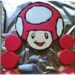Gâteaux Toad et Toadette de Mario Bros - idée anniversaire enfants - Windows color - dessin animé - glaçage royal - cake design - décoration gâteau - mslf