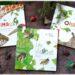 Test et avis livre enfants - Collection 21 petites histoires naturelles aux éditions du Ricochet - nature, animaux, oiseaux et insectes - Livres grand format entre albums poétiques et documentaires - - littérature enfant - mslf