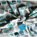 Emballer ses cadeaux de Noël de plus en plus responsable - moindre coût - pas cher - gratuit - Récup carton et tissu - chutes, draps, couture - étiquettes en carton - recyclage surcyclage - réduction des déchets - activité enfants - DIY Fait maison - mslf