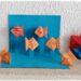 Créer une carte Pop-Up aquarium avec des poissons Samouraï en origami - Pliage, Collage de papier - Dessin et graphisme - Japon et Asie - Chine - Découverte d'un pays autour du monde - activité créative enfants - Bricolage Eté - Tutoriel - Arts visuels maternelle et élémentaire - Cycles 1 et 2- mslf
