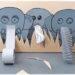 Activité créative et manuelle enfants - Fabriquer une famille éléphant en carton - Herbes hautes de la savane - Jeu DIY - Créer la trompe de l'éléphant - Récup en carton et peinture - Bricolage 3D en relief - Fait maison - Afrique et Kenya - Découverte d'un pays - Animaux de la savane - Espace et géographie - arts visuels et atelier maternelle et Cycles 1 et 2 - Eté - mslf