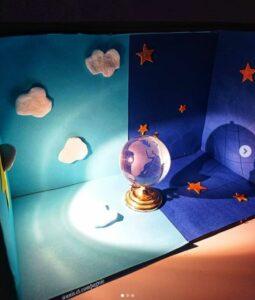 Récap d'idées d'activités, de lecture et de jeux enfants sur le thème du soleil, de la lumière - Sous le soleil exactement - RV Sur le fil - participations thème météo et été - mslf