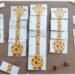 Activité enfants - Qui aura la plus grande girafe ? - Jeu à imprimer DIY sur les animaux de la savane, girafes, Kenya et Afrique - Jeu de dés, de dénombrement, de calcul, additions, représentations des chiffres, constellations, différents niveaux - Chiffres de 1 à 12 - Atelier maternelle et élémentaire - Notions de longueurs - A télécharger ou jeu imprimé - Boutique en ligne - Jeux pédagogiques - Documents éducatifs numériques - Découverte d'un pays - Animaux de la savane - Espace et géographie - Cycle 1 et 2 - Eté - mslf