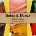 Récapitulatif Idées de bains surprise à thème - idées activités sensorielles - Motricité fine, odorat, toucher, vue - Invitation à jouer - Imagination - Jeu Libre - récap sur le fil - mslf