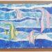 Activité créative et manuelle enfants - Fond de mer et vagues en papier peint à l'éponge et déchiré - Poissons tropicaux en graphisme - Découpage collage - Océan et barrière de corail - Peinture - Créativité - Océanie et Australie - Découverte d'un pays - Espace et géographie - arts visuels et atelier maternelle, Cycle 1, 2 et 3 - Eté - mslf