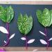 Activité créative et manuelle enfants - Tulipes inversées en Land art - Feuilles, Laine et papier découpé - Art œuvre éphémère - Couleurs inversées - Contraste noir et couleurs - Nature - Fleurs - Parfait pour le printemps - Créativité - Europe - Pays-Bas, Hollande, Néerlandais - Découverte d'un pays - Espace et géographie - arts visuels et atelier Cycle 1 ou 2 - Maternelle - mslf